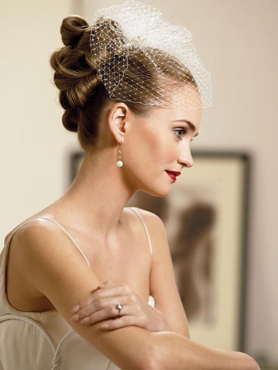 свадебная прическа для длинных волос фото 13