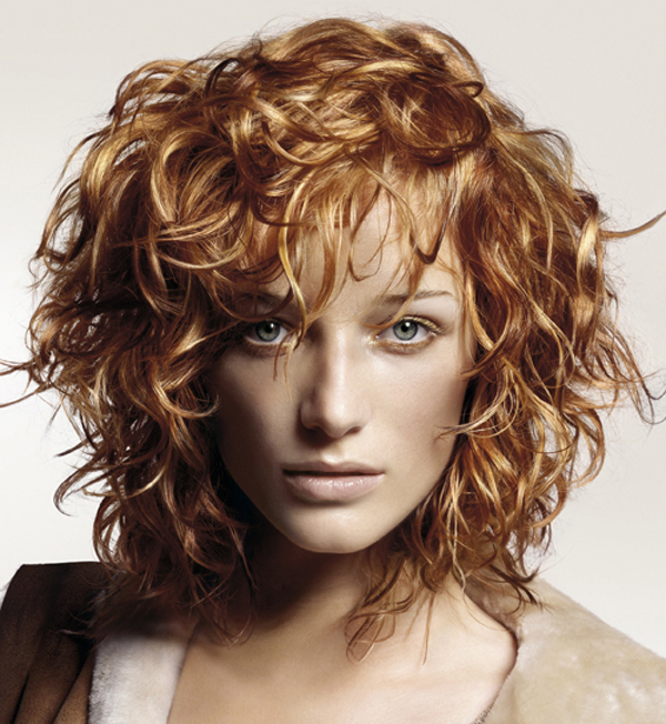 Trendy-Short-Curly-Haircuts-With-Bangs