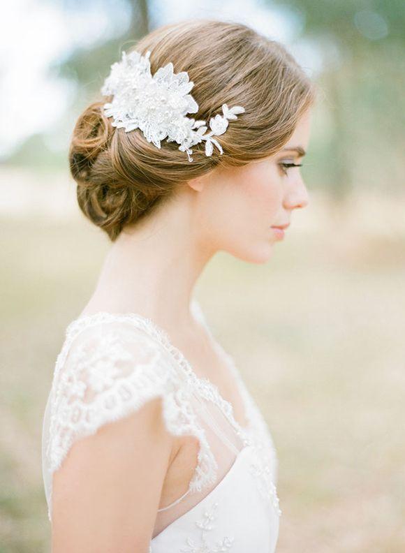 свадебная прическа для длинных волос фото 9
