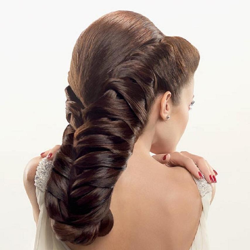 Амазонки для волос прически с ними