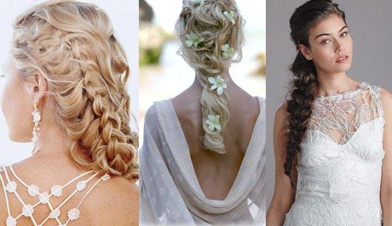 Прически и укладки на волосы средней длинны
