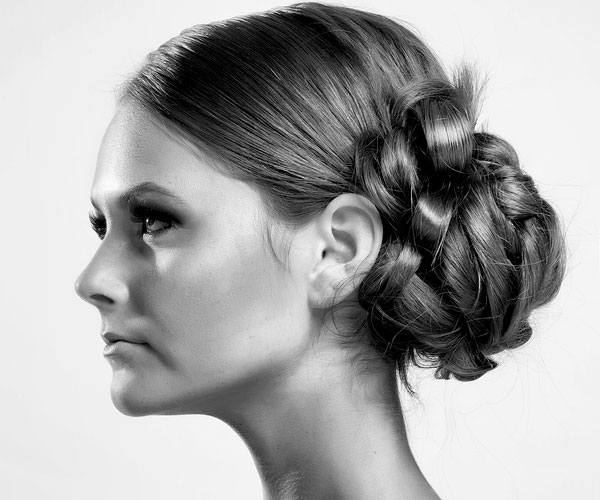 Hairstyles For Modern Dance :