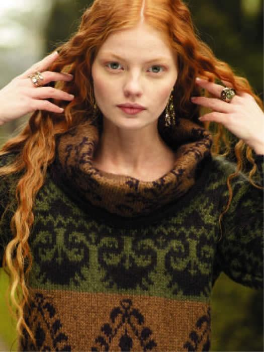 ginger-hair-косы