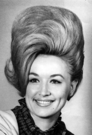 прическа 1960