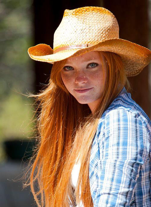 red hair photo 8