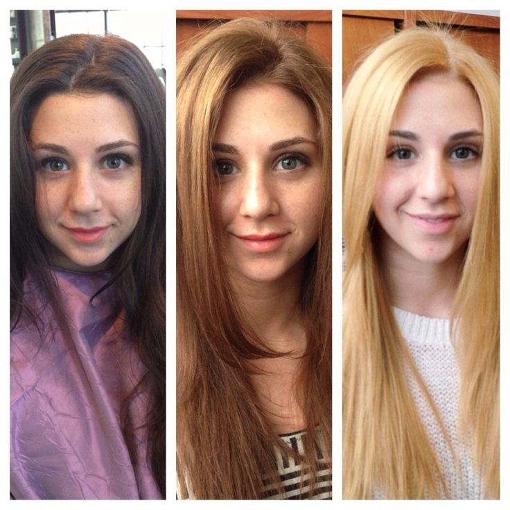 как стать блондинкой, как перекраситься в блондинку
