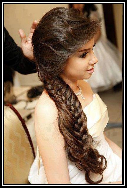 вечерние прически на длинные волосы15