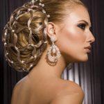 Вечерние прически на длинные волосы: 25 фото+видео