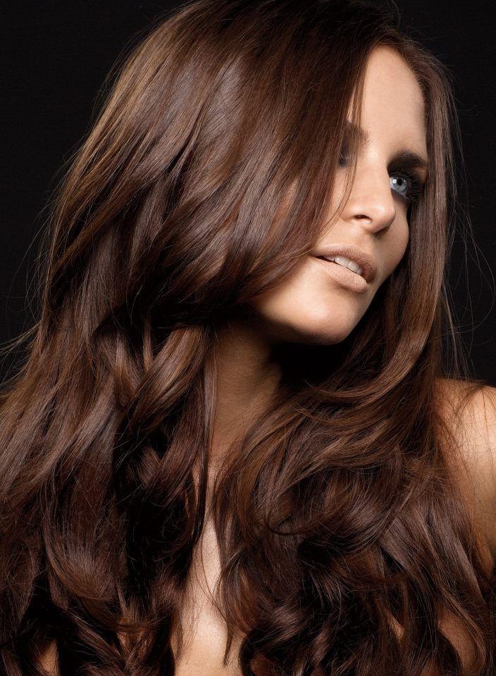 Кофе может придать вашим волосам сияние и легкий оттенок.