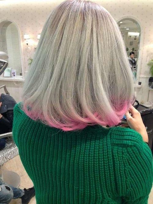 седой цвет волос фото 4