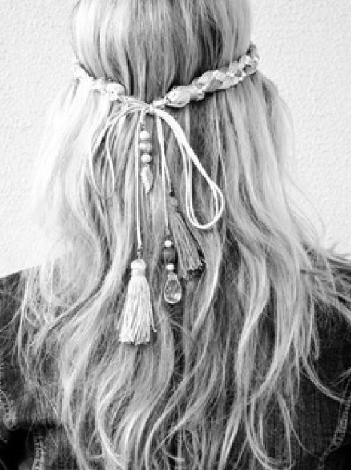 прическа на длинные волосы фото 6