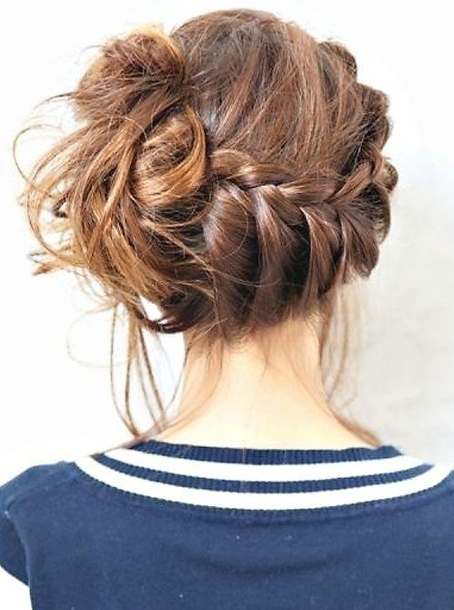 прическа на длинные волосы фото 8
