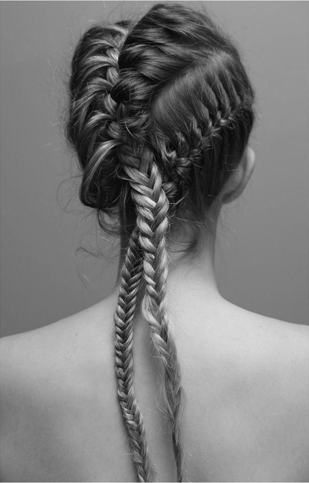 прическа на длинные волосы фото 3