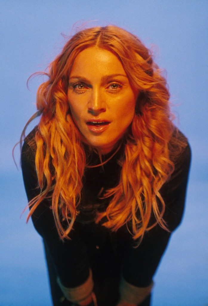 Мадонна в 1999 году