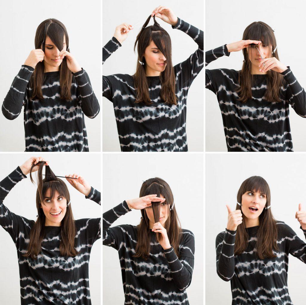 Как можно подстричь длинные волосы не убирая длину фото - 3