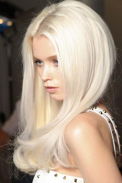Как ухаживать за осветленными волосами