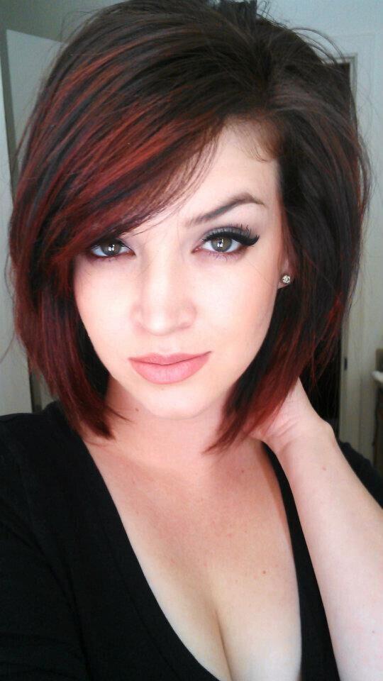 Как покрасить волосы на каре