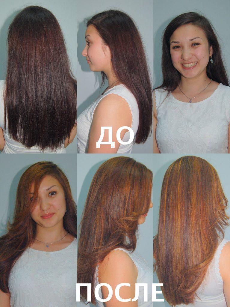 отличие профессиональной краски для волос от обычной