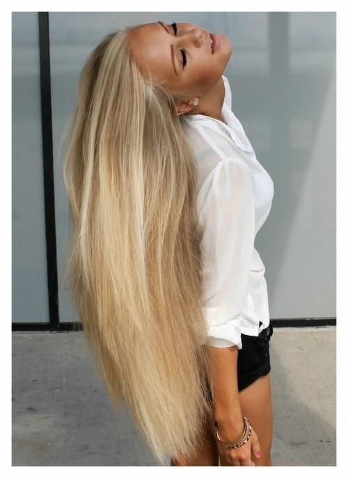 Летний уход за волосами