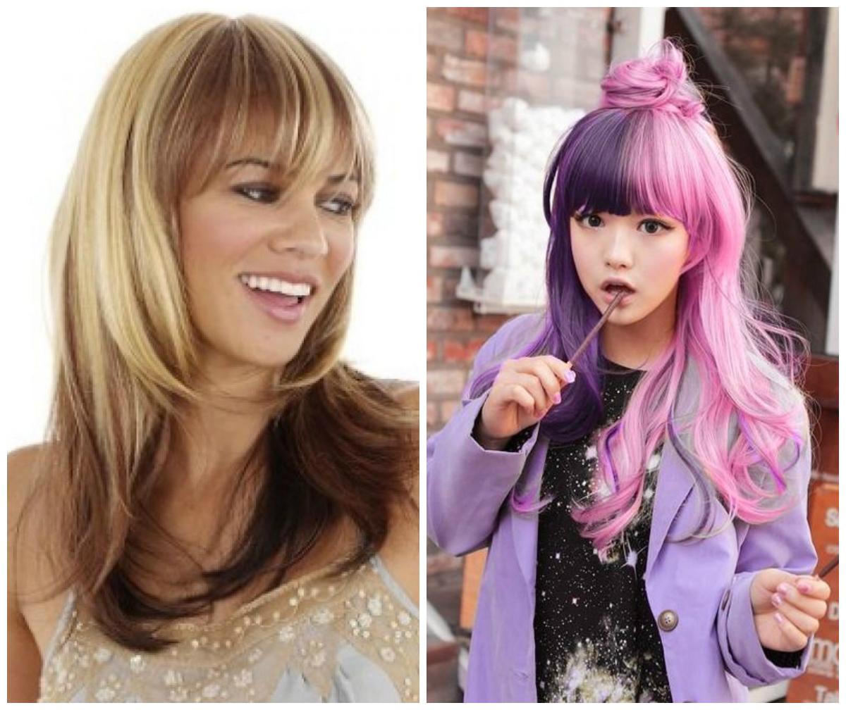 Покраска волос в два цвета: фото 6