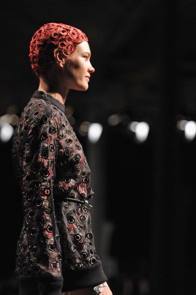 Givenchy - Runway - PFW F/W 2013