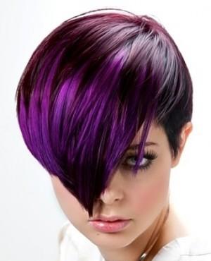 Покраска волос в два цвета: фото 18