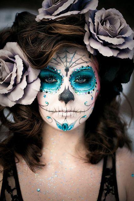 Прически на Хэллоуин