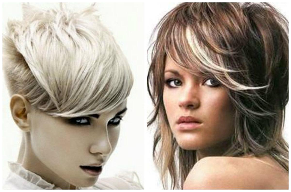 объемные прически для коротких волос
