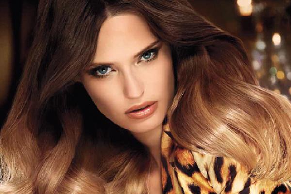 Покраска волос в два цвета: фото 24