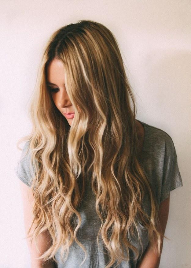 Распущенные волосы: фото 10