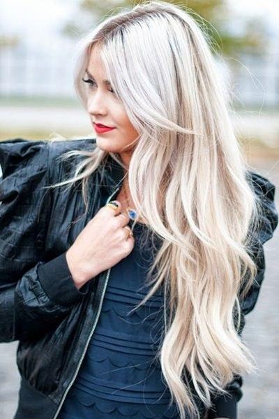 Распущенные волосы: фото 9
