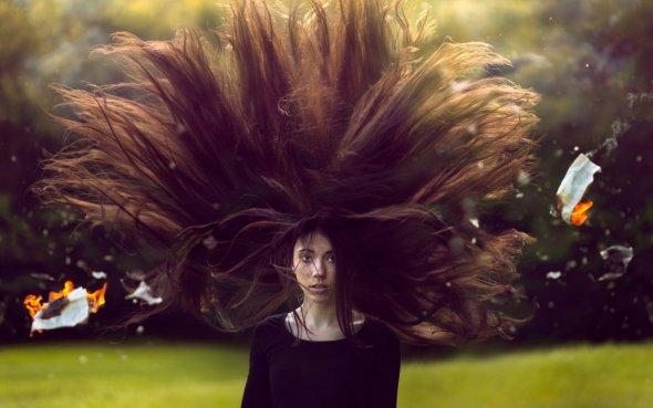 Укладка волос: чтобы волосы не путались