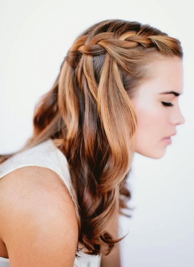 Косы на средние волосы своими руками фото пошагово