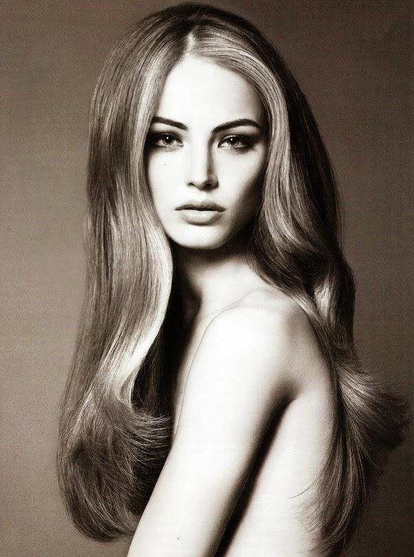 Распущенные волосы: фото 8