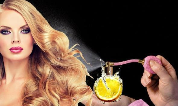 Лимон для укладки волос