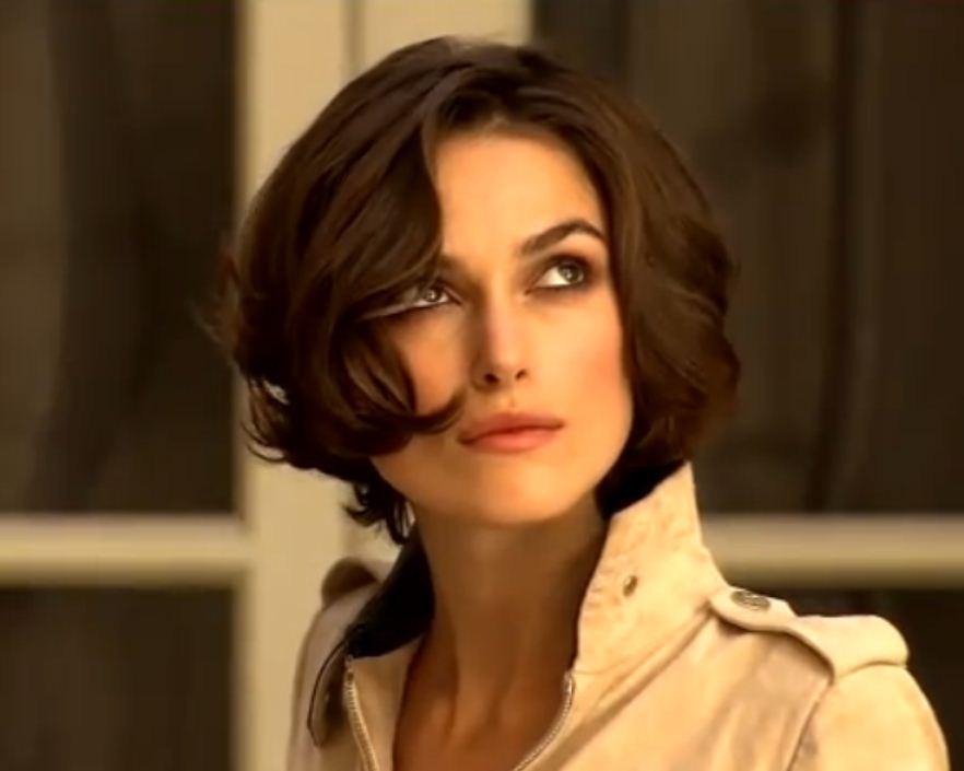 Укладка волос: секрет Киры Найтли