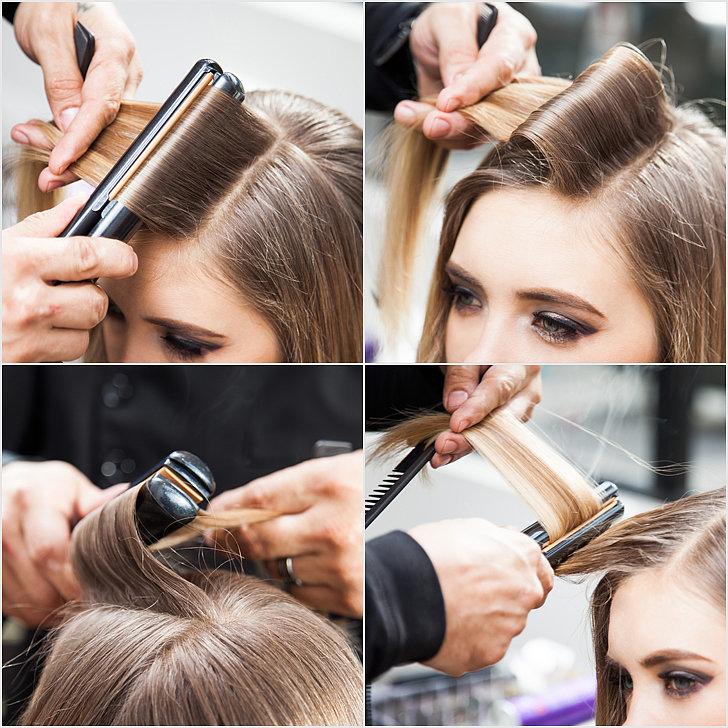 Прическа волны на короткие волосы как сделать