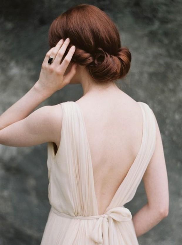 Свадебная прическа 2016: фото 1