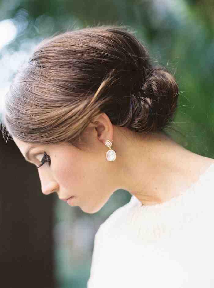 Свадебная прическа 2016: фото 23
