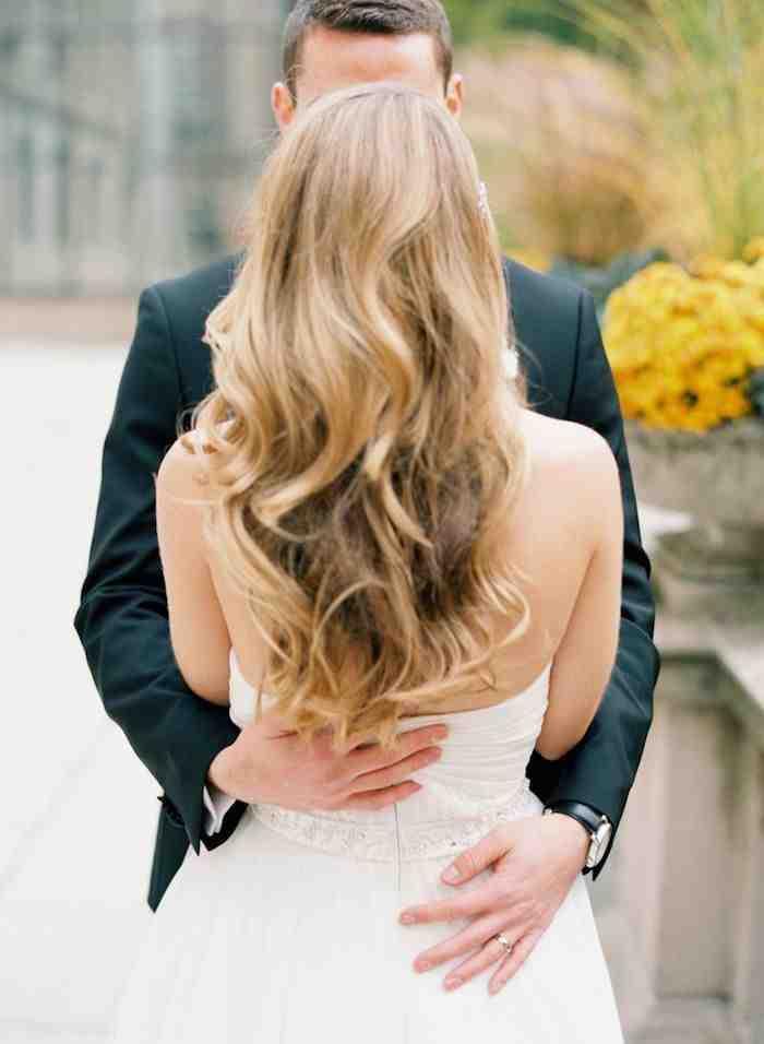 Свадебная прическа 2016: фото 13