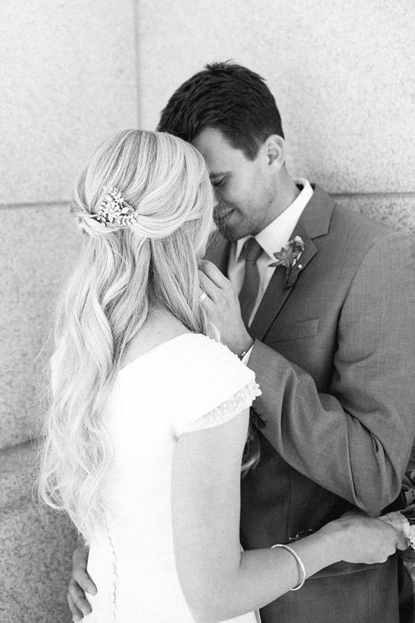 Свадебная прическа 2016: фото 31