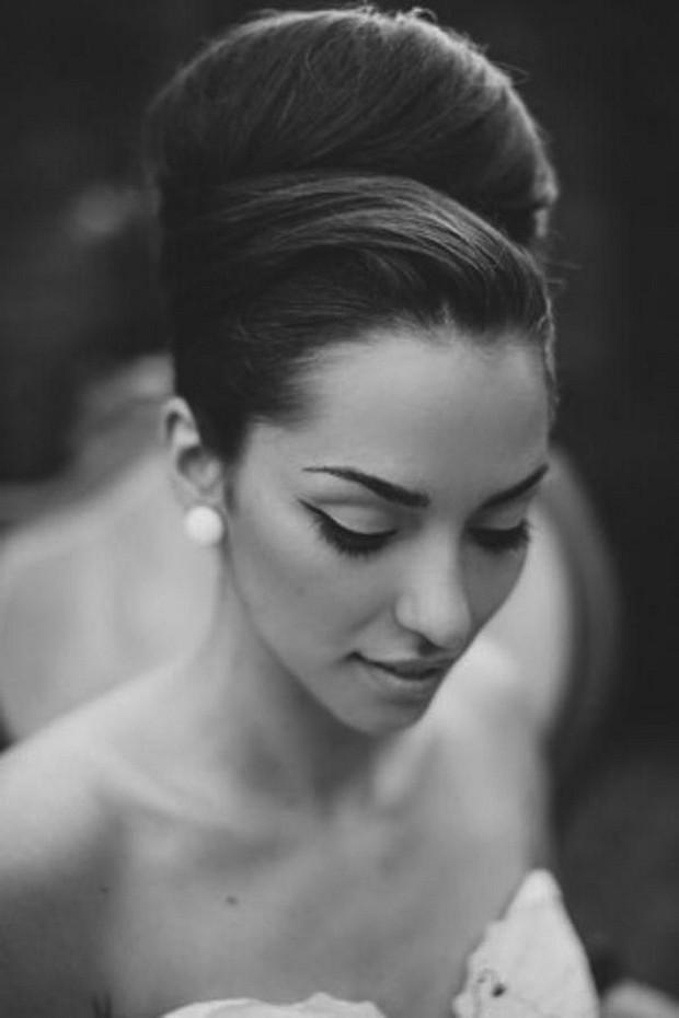 Свадебная прическа 2016: фото 33