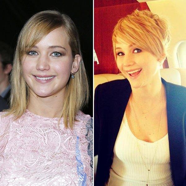 Дженнифер лоуренс: до и после