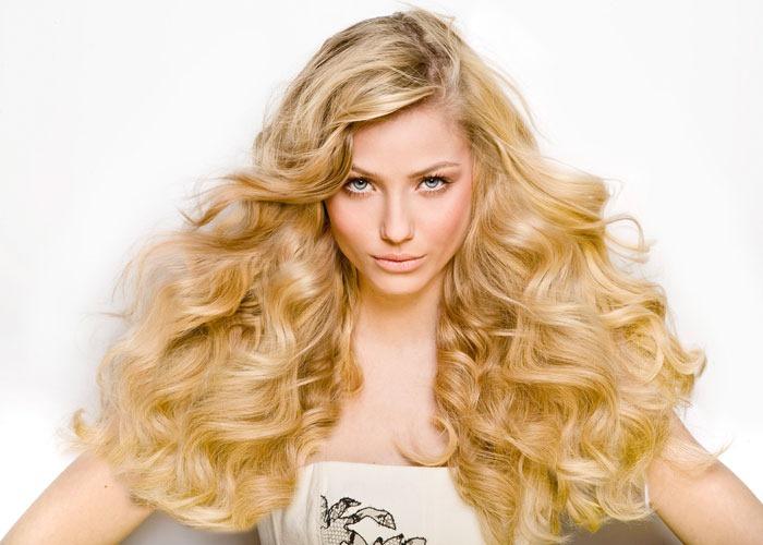 Красивые волосы: объем