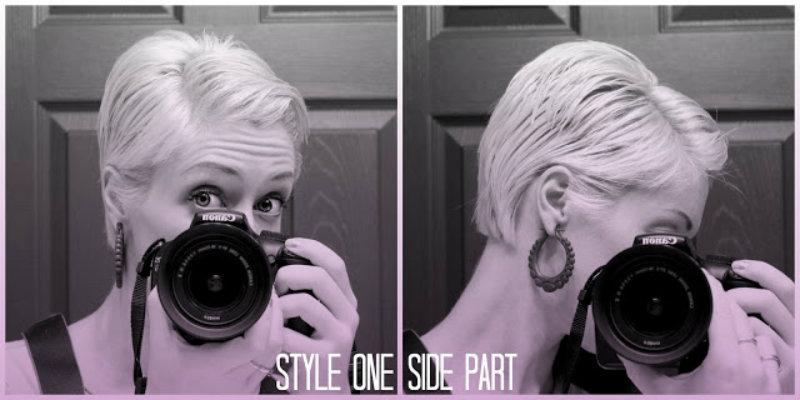 укладки для коротких волос: фото: 1