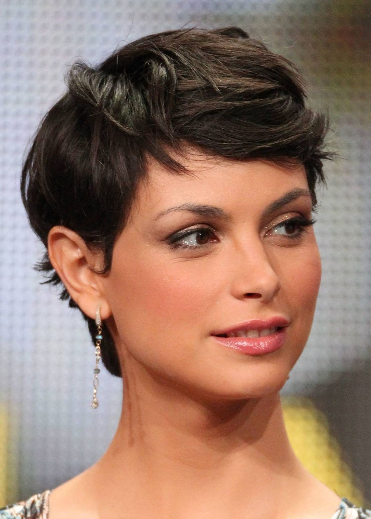 Image result for pixie cut oval face shape