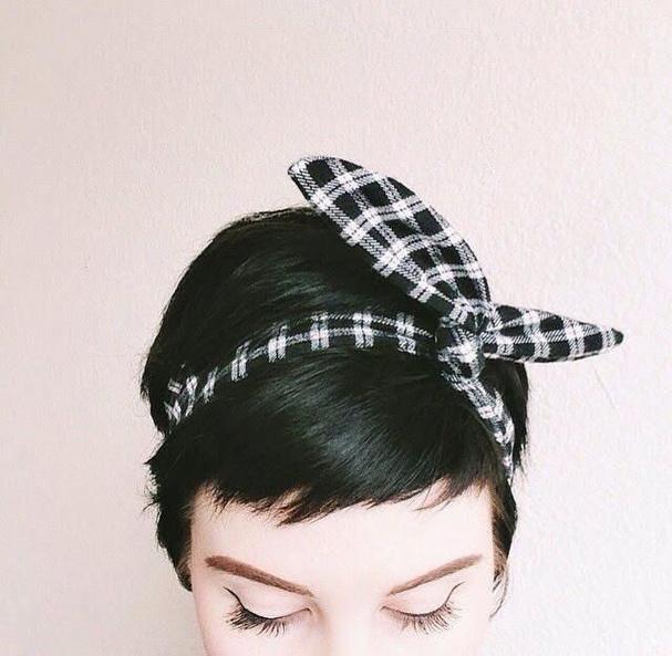 укладки для коротких волос: фото: 3.3