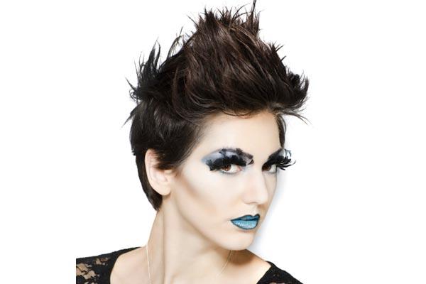 укладки для коротких волос: фото: 4.1