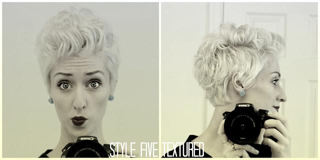 укладки для коротких волос: фото: 5