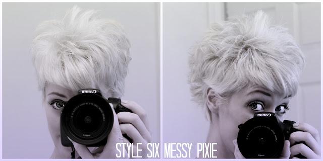 укладки для коротких волос: фото: 6